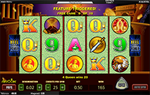 pompeii slot machine for