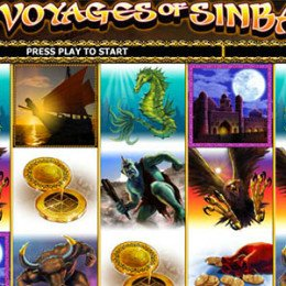 The Voyages of Sinbad Slot Machine Online ᐈ Leander Games™ Casino Slots