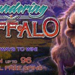 Thundering Buffalo Slot Machine - Play Penny Slots Online