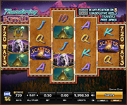Thundering Buffalo Slot