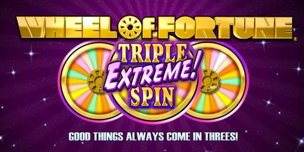 Wheel of Fortune Triple Extreme Spin Online Automat - Rizk Casino