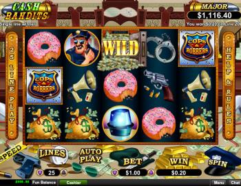 Cash Bandits – Gameplay
