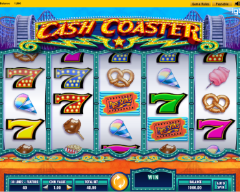 Cash Coaster – Gameplay
