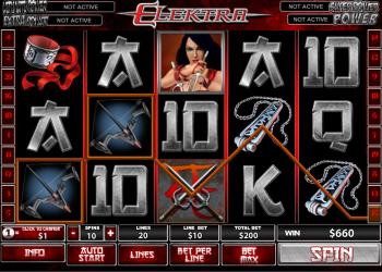 Elektra – Gameplay