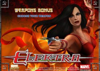 Elektra – Splash Screen