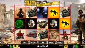 Elite Commandos – Gameplay