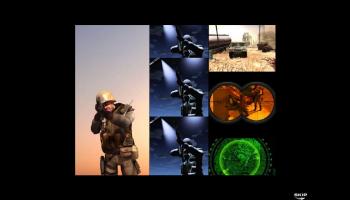 Elite Commandos – Intro Screen
