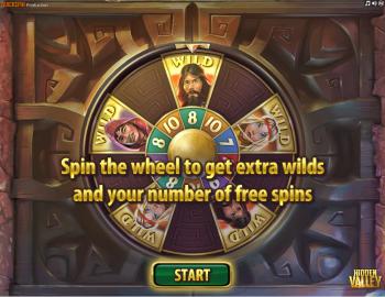 Hidden Valley – Wheel Spin