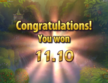 Hidden Valley – Win Screen