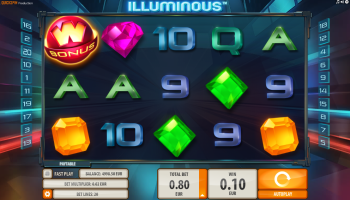 Illuminous Slot – Gameplay
