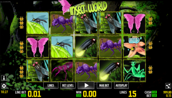 Insect World – Gameplay