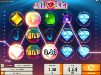 Jewel Blast – Gameplay