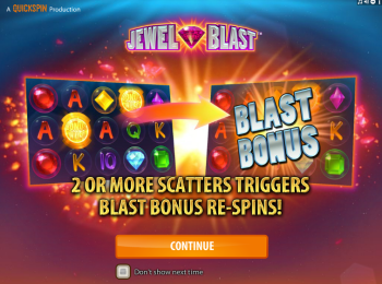 Jewel Blast – Introduction