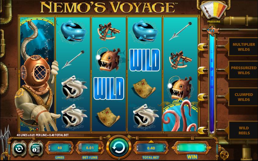 Deep Sea Adventure Slot Machine
