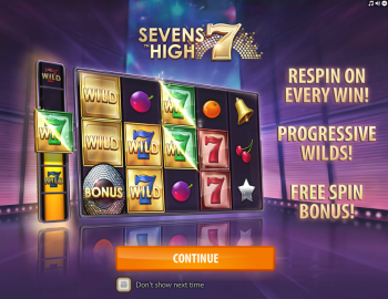 Sevens High – Introduction