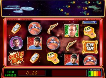 Star Trek Red Alert – Feature Spins