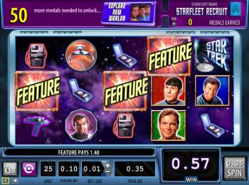 Star Trek Red Alert – Feature Trigger