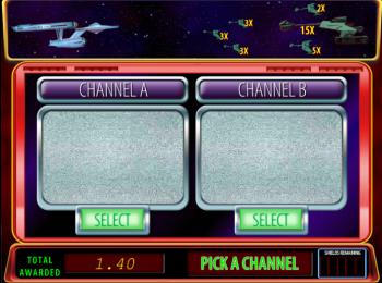 Star Trek Red Alert – Pick a Channel
