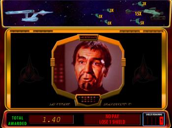 Star Trek Red Alert – Shield Feature