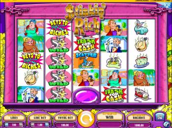 Stinkin Rich – Gameplay