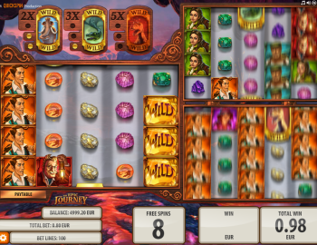 The Epic Journey – Free Spins