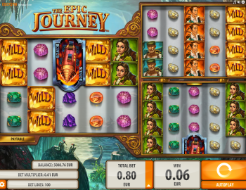 The Epic Journey – Gameplay
