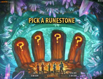 The Epic Journey – Pick Rune Stone Bonus