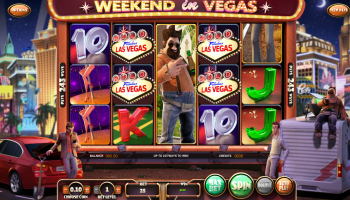 Weekend in Vegas – Gameplay