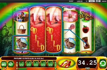 Wizard of Oz – Stacked Ruby Wilds