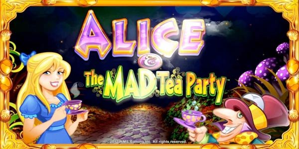 alice and the mad tea party slot free
