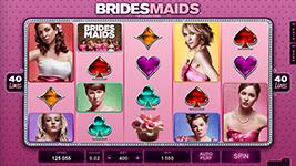 Bridesmaid Slot