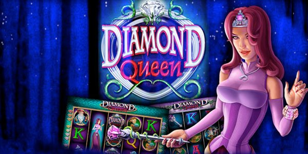 diamond queen slot machine online