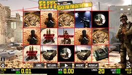 Elite Commandos Slot