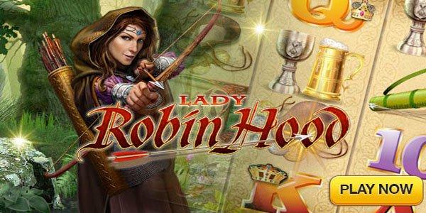 Slot machine lady robin hood