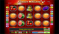 Play Power Stars Slot Online