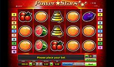 Play Power Stars Slot Online