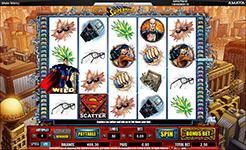 Superman Slot Online