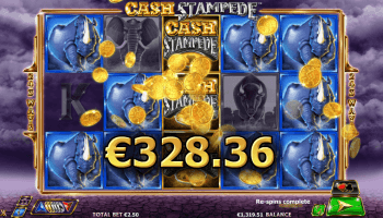 Cash Stampede – Big Win 1