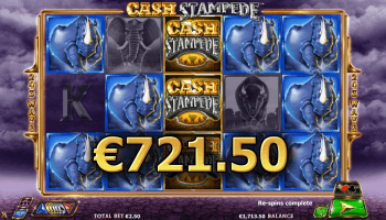Cash Stampede – Big Win 2