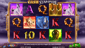 Cash Stampede – Gameplay