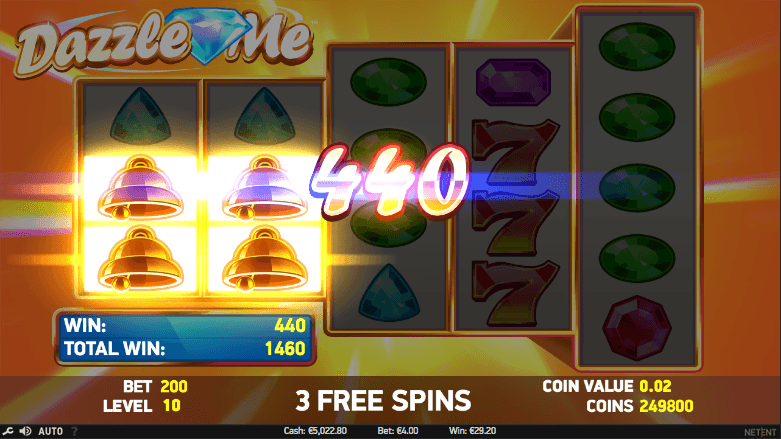 Spiele Dazzle Me Slot - Video Slots Online