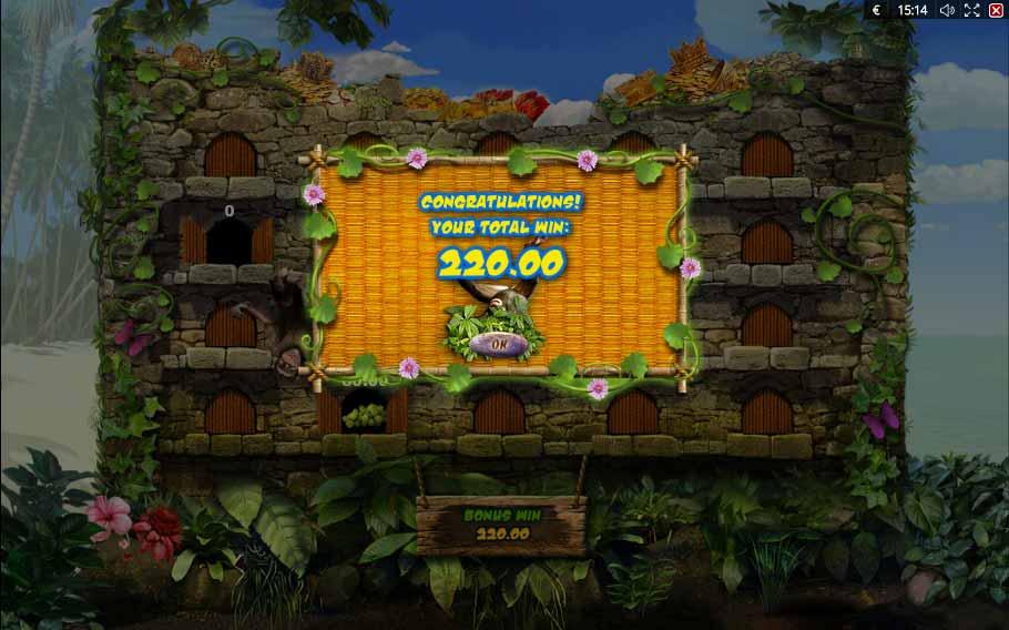 Happy Jungle Slot Machine