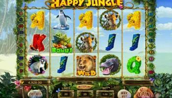 Happy-Jungle-Gameplay