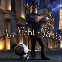 A Night in Paris Mobile Slot