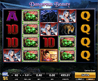 Dangerous Beauty Free Slots