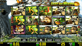 Into the Woods Slot