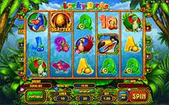 Lucky Birds Slot