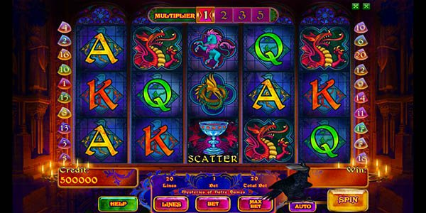 Mysteries of the Notre Dames Slot Machine Online ᐈ Playson™ Casino Slots