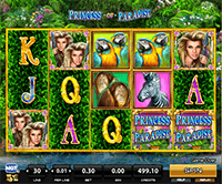 Princess of Paradise Slot