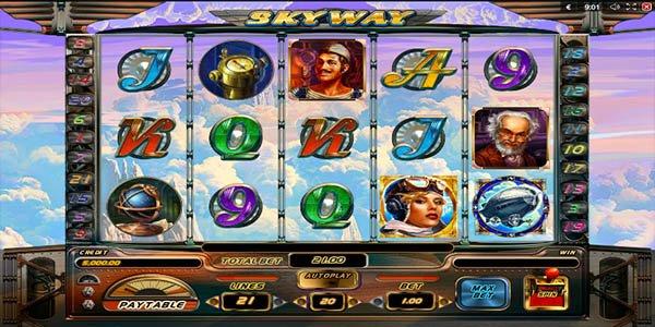 free online airplane slot machine
